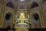 Chiesa Parrocchiale di S. Maria Assunta, innen, Altstadt, Riva del Garda, Gardasee, Trentino, Italien | Chiesa Parrocchiale di S. Maria Assunta, old town, Riva del Garda, Lake Garda, Trentino, Italy