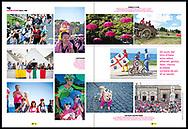 Giro d'Italia 2017, Sportweek RCS.<br /> Sportweek n21 27-05-2017 pag2