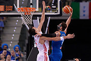 DESCRIZIONE: Torino Turin 2016 FIBA Olympic Qualifying Tournament Finale Final Italia Croazia Italy Croatia<br /> GIOCATORE : Marco Belinelli<br /> CATEGORIA : controcampo schiacciata sequenza fallo<br /> SQUADRA : Italia Italy<br /> EVENTO : 2016 FIBA Olympic Qualifying Tournament <br /> GARA : 2016 FIBA Olympic Qualifying Tournament Finale Final Italia Croazia Italy Croatia<br /> DATA : 09/07/2016<br /> SPORT: Pallacanestro<br /> AUTORE : Agenzia Ciamillo-Castoria/Max.Ceretti <br /> Galleria : 2016 FIBA Olympic Qualifying Tournament <br /> Fotonotizia : Torino Turin 2016 FIBA Olympic Qualifying Tournament Finale Final Italia Croazia Italy Croatia<br /> Predefinita :