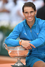 French Open - 10 June 2018