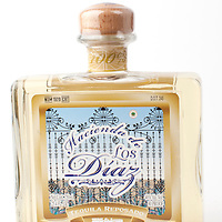 Hacienda de Los Diaz reposado -- Image originally appeared in the Tequila Matchmaker: http://tequilamatchmaker.com