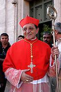 Il Cardinale Juliàn Herranz,capo della commissione cardinalizia voluta da Papa Benedetto XVI per indagare sulla fuga di notizie. Presidente emerito del Pontificio Consiglio per i Testi Legislativi, Presidente della Commissione Disciplinare della Curia Romana,