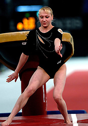 29-04-2004 TURNEN: EUROPEES KAMPIOENSCHAP: AMSTERDAM<br /> LOZHECKO Yulia RUS©2007-WWW.FOTOHOOGENDOORN.NL
