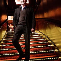 Belgian entrepreneur Philippe Lhomme, owner of the Crazy Horse in Paris, France. 1st February 2010. Photo: Antoine Doyen for De Tijd