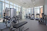 Gym at 301 East 61st Street