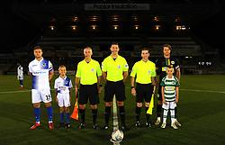 Mascot Photo- Mandatory by-line: Nizaam Jones/JMP - 09/10/2018 - FOOTBALL - Memorial Stadium - <br /> Bristol, England - Bristol Rovers v Yeovil Town - Checkatrade Trophy