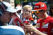 May 23, 2014: Monaco Grand Prix: Kimi Raikkonen (FIN), Ferrari