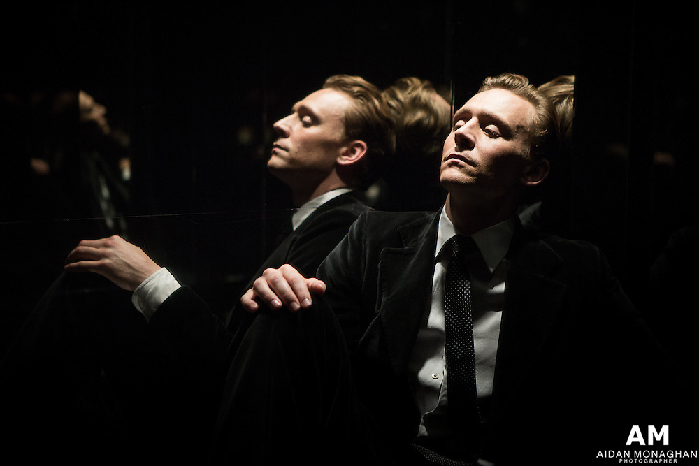 High Rise, Tom Hiddleston as Dr. Robert Laing. Film Stills Photography, unit photographer