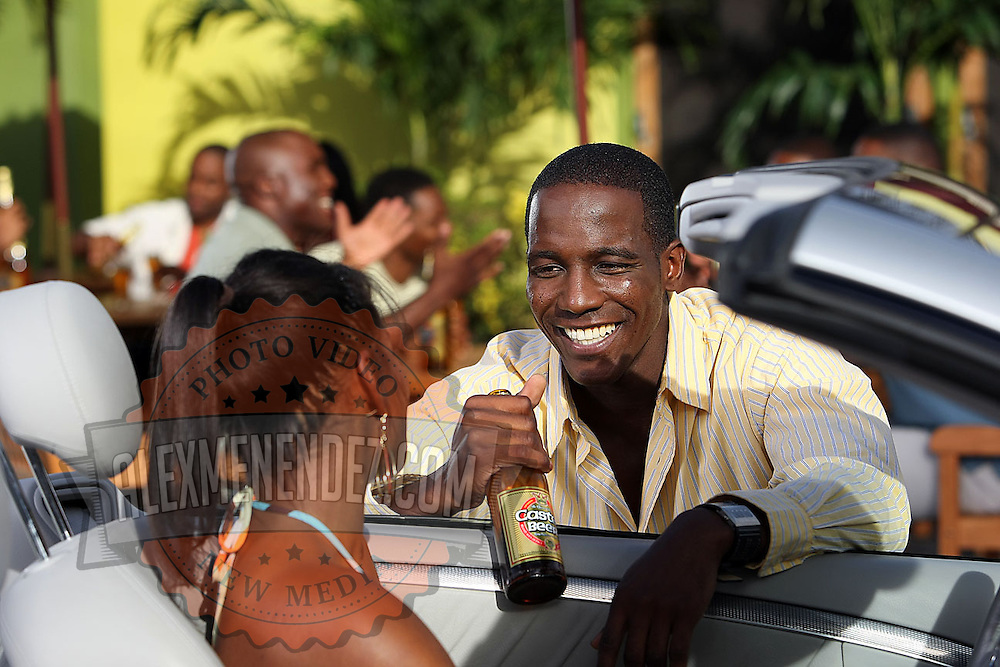 Castel Beer commercial for advertising purposes. Campaign filmed for print, web and billboard.
