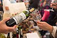 Wine Tasting Tent at the Blueridge Wine Festival in Blowing Rock NC