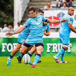 Johannes GOOSEN of Montpellier during the Top 14 match between Bayonne and Montpellier on October 12, 2019 in Bayonne, France. (Photo by JF Sanchez/Icon Sport) - Johannes GOOSEN - Stade Jean Dauger - Bayonne (France)
