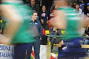 DOMEGGE DI CADORE 16 MARZO 2009<br /> BASKET NAZIONALE ITALIANA BASKET MASCHILE<br /> NELLA FOTO: RECALCATI<br /> FOTO CIAMILLO