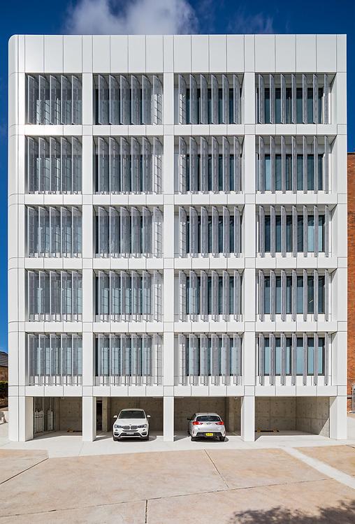 balmain hospital eastern facade