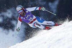 10.01.2015, Adelboden, SUI, FIS Weltcup Ski Alpin, Adelboden, Riesentorlauf, Herren, 2. Durchgang, im Bild Manuel Pleisch (SUI) // in action during 2nd run of Men Giant Slalom of FIS Ski Alpine World Cup in Adelboden, Switzerland on 2015/01/10. EXPA Pictures © 2015, PhotoCredit: EXPA/ Freshfocus/ Christian Pfander<br /> <br /> *****ATTENTION - for AUT, SLO, CRO, SRB, BIH, MAZ only*****