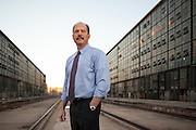 Portraits of Albuquerque New Mexico Republican mayor Richard Berry.