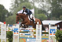 Theurer, Andreas, Walters Finale<br /> Elmshorn - Holsteiner Pferdetage<br /> Springprüfung Kl. S Finale 7j.<br /> © www.sportfotos-lafrentz.de/ Stefan Lafrentz