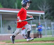 Oxford Park Commission Baseball 2016