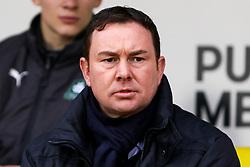 Plymouth Argyle manager Derek Adams - Mandatory by-line: Ryan Crockett/JMP - 16/12/2017 - FOOTBALL - Aesseal New York Stadium - Rotherham, England - Rotherham United v Plymouth Argyle - Sky Bet League One