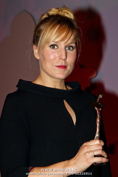 NLD/Amsterdam/20100914 - Uitreiking 1e Elegance Awards 2010, Hadewych Minis