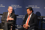 Council on Foreign Relations.CFR.William Richardson, Governor New Mexico.Garrick Utley