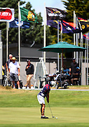 2011 Toro New Zealand Women's Interprovincial, Final Round, Saturday 10 Decmenber 2011. Whakatane Golf Club, Whakatane, New Zealand. Saturday 10 Decmenber 2011. Photo: Mark McKeown/PHOTOSPORT