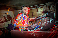 Karnival Tropikal is back at the Shoreditch stronghold of quality music that is Bedroom Bar bringing some of the sweetest carnival vibes and with a line up of DJs spinning tropical beats from the Caribbean, Latin America and Africa. London, Mar. 27, 2016. (Photos/Ivan Gonzalez)