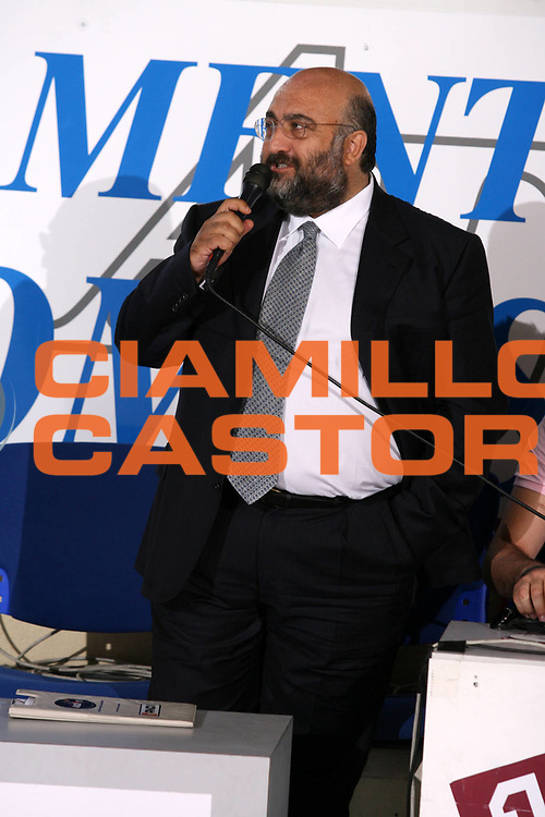 DESCRIZIONE : Rieti Lega A2 2005-06 Play Off Finale Gara 1 Noi Sport Monte Terminillo Rieti Premiata Monegranaro <br /> GIOCATORE : Papaliaw <br /> SQUADRA : <br /> EVENTO : Campionato Lega A2 2005-2006 Play Off Finale Gara 1 <br /> GARA : Noi Sport Monte Terminillo Rieti Premiata Monegranaro <br /> DATA : 28/05/2006 <br /> CATEGORIA : Ritratto <br /> SPORT : Pallacanestro <br /> AUTORE : Agenzia Ciamillo-Castoria/G.Ciamillo