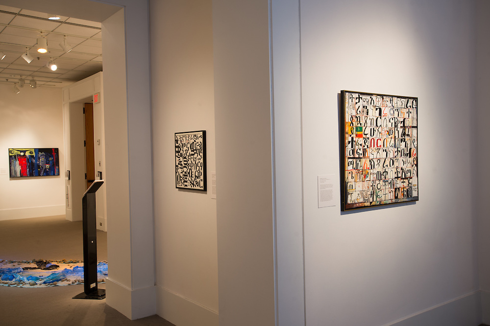 African Art, Athens, College of Fine Arts, Encounters Beyond Borders, Kennedy Museum, Mixed Media, Ohio, Ohio University, Painting, Photography, Sculpture