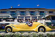 Pebble Beach Concours d'Elegance 2007 and Tour d'Elegance classic competition
