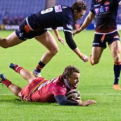 Edinburgh Rugby v Scarlets, Pro14, 2 November 2018