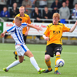 Annan v Kilmarnock | Pre-season friendly | 19 July 2014