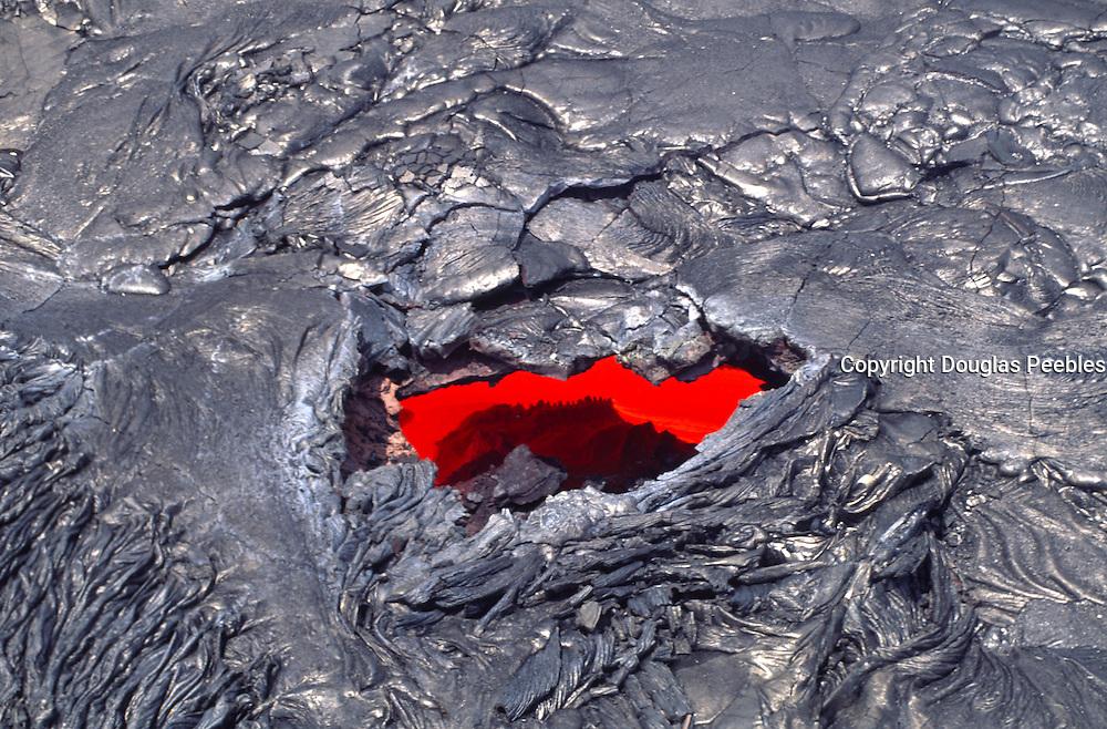 Skylight, Kilauea Volcano, HVNP, Island of Hawaii<br />