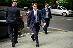 © Licensed to London News Pictures. 12/06/2017. London, UK. Secretary of State for Northern Ireland JAMES BROKENSHIRE seen in Westminster. Over the weekend British prime minister Theresa May formed a new cabinet and continues discussions with the DUP in an attempt to form a new government. Photo credit: Ben Cawthra/LNP