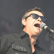 Manic Street Preachers at RiZE Festival 2018 at Hylands Park, Chelmsford on 17 August 2018, UK.