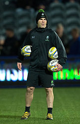 Worcester Warriors Academy Backs Development Coach Gordon Ross - Mandatory by-line: Robbie Stephenson/JMP - 22/12/2017 - RUGBY - Sixways Stadium - Worcester, England - Worcester Warriors v London Irish - Aviva Premiership