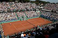 Rome, Italy 09/05/2007 - Tennis - Italian Atp Masters Series - Internazionali d'Italia 2007. Campo Centrale.