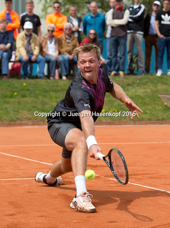 BMW Open 2015, Kevin Krawietz (GER)<br /> Tennis - ATP -  Muenchen  - Germany  -
