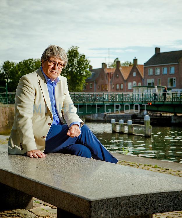 Fred Speijers, oud-landelijk fraudecoördinator.van het OM en tegenwoordig parttime expert en adviseur bij Fraudehelpdesk.nl