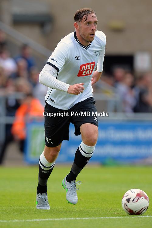 Derby County's Richard Keogh