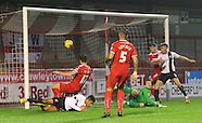 Crawley Town v Scunthorpe United 22/11/2014