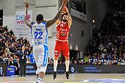 Ivanov<br /> Banco di Sardegna Dinamo Sassari - The Flexx Pistoia<br /> LegaBasket Serie A LBA Poste Mobile 2017/2018<br /> Sassari 16/12/2017<br /> Foto Ciamillo-Castoria