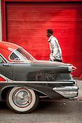 An Oldsmobile Holiday.<br /> <br /> photo by Jason Doiy