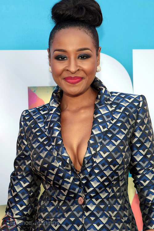 """Los Angeles, CA-June 29: On-Personality/Producer Janelle Snowden attends the Seventh Annual """" Pre """" Dinner celebrating BET Awards hosted by BET Network/CEO Debra L. Lee held at Miulk Studios on June 29, 2013 in Los Angeles, CA. © Terrence Jennings"""