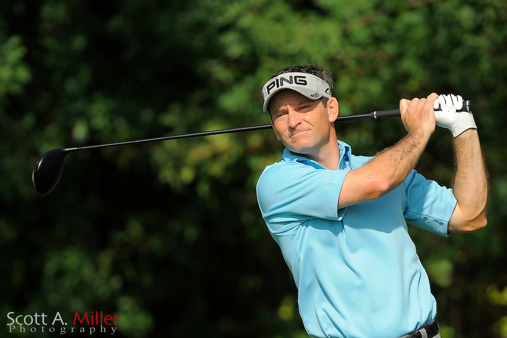 Mark Wilson during the third round of the Honda Classic at PGA National on March 3, 2012 in Palm Beach Gardens, Fla. ..©2012 Scott A. Miller.