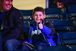 Worcester Warriors fans - Mandatory by-line: Craig Thomas/JMP - 03/11/2017 - RUGBY - Sixways Stadium - Worcester, England - Worcester Warriors v Sale Sharks - Anglo Welsh Cup