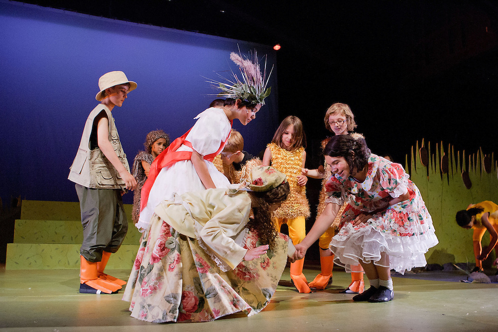 "Berkeley Playhouse presents ""Honk! Jr."""
