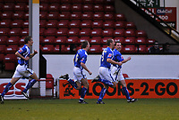 Photo: Tony Oudot/Richard Lane Photography. Walsall v Milwall. Coca-Cola Football League One. 13/12/2008. <br /> Neil Harris of Millwall celebrates after scoring the first goal