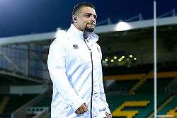 Kai Owen of England U20 - Mandatory by-line: Robbie Stephenson/JMP - 15/03/2019 - RUGBY - Franklin's Gardens - Northampton, England - England U20 v Scotland U20 - Six Nations U20