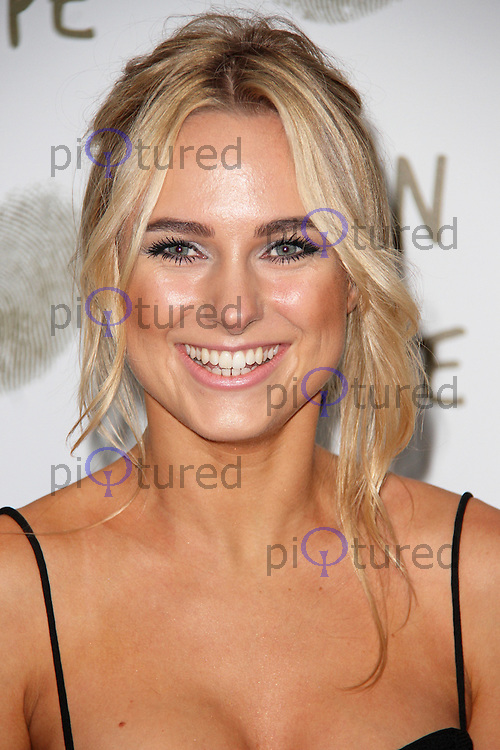 Kimberley Garner, Chain of Hope Annual Ball 2014, Grosvenor House, London UK, 21 November 2014, Photo By Brett D. Cove