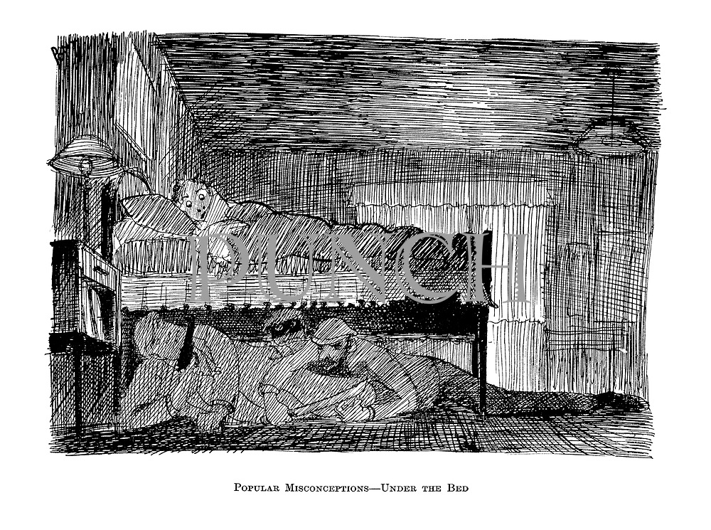 Popular Misconceptions - Under the Bed